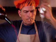 A Charlie Sheen le encantó el estreno de Two and a Half Men, recoge 125 millones de dólares