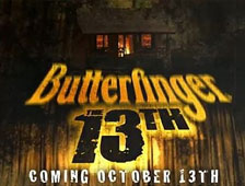 Tráiler para la película de terror Butterfinger the 13th