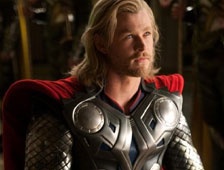 Chris Hemsworth habla sobre Thor 2 y la directora Patty Jenkins