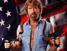 Primer Vistazo: Chuck Norris en el set de The Expendables 2