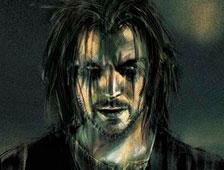 Arte conceptual: Bradley Cooper como Eric Draven en el reboot de The Crow