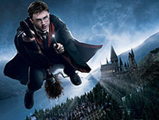 El mundo m&aacute;gico de Harry Potter a llegar a Universal Studios Hollywood