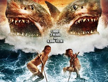 Trailer de Two Headed Shark Attack con Carmen Electra