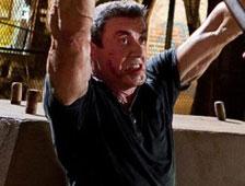 Foto: Sylvester Stallone sin camisa en el  thriller de Bullet to the Head