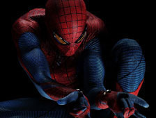 Primera foto real de The Lizard de The Amazing Spider-Man
