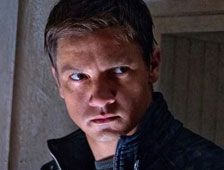 P&oacute;ster de Jeremy Renner en The Bourne Legacy
