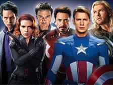 Nuevas fotos de promoción de The Avengers