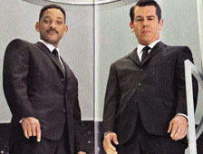 Nuevas fotos de The Bourne Legacy y Men in Black 3