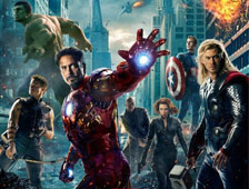 Nuevas imágenes en trailer Japonés de The Avengers