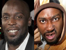 Michael Kenneth Williams es Ol Dirty Bastard en Dirty White Boy