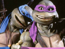 Otros co-creadores de Teenage Mutant Ninja Turtles dicen que la idea alien es impresionante