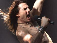 Trailer nuevo de Rock of Ages con Tom Cruise