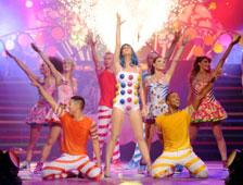 Tráiler de la película concierto 3D Katy Perry: Part of Me