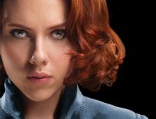 Scarlett Johansson en el primer clip de The Avengers
