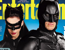 Nuevas fotos promo de Batman y Catwoman en The Dark Knight Rises