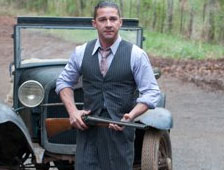 Tráiler de Lawless con Shia LaBeouf y Tom Hardy
