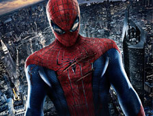 Dos fotos oficiales de The Lizard de The Amazing Spider-Man