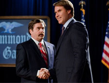 Tráiler de The Campaign, con Will Ferrell y Zach Galifianakis
