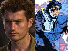 James Badge Dale es Coldblood en Iron Man 3