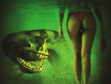 Trailer de Piranhaconda con Michael Madsen