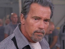 V&iacute;deo: Arnold Schwarzenegger y Sylvester Stallone en el set de The Tomb