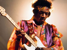 Primer Vistazo: Andre Benjamin como Jimi Hendrix en All is By My Side