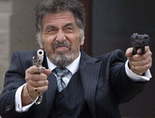 Primer Vistazo: Al Pacino y Christopher Walken disparan armas en la comedia Stand Up Guys