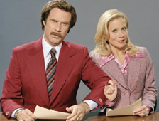 Christina Applegate confirmada para Anchorman 2