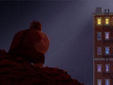 Primeras imágenes de la comedia animada de Disney Wreck-It Ralph