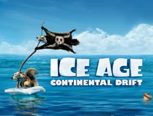 Nuevo trailer de Ice Age 4: Continental Drift