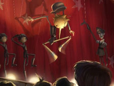Primer Vistazo: Mr. Peabody and Sherman y Pinocchio de Guillermo del Toro