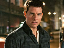 Primer Vistazo: Tom Cruise en el thriller Jack Reacher