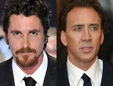 Christian Bale es Nikola Tesla y Nicolas Cage es Thomas Edison en Tesla, Ruler of the World