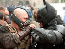 El fin de The Dark Knight Rises se filtró en la Internet