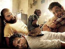 Aquí están los logos para The Hangover 3 y Paranormal Activity 4