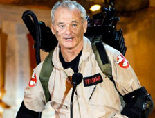 Confirmado: Bill Murray no regresa para Ghostbusters 3