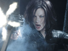 Kate Beckinsale ha terminado con Underworld