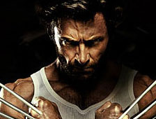 Fotos de Hugh Jackman con barba en el set de The Wolverine