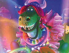 Primer Clip: Cortometraje de Toy Story  Partysaurus Rex de Pixar
