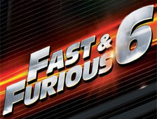 Primer Vistazo: Dwayne Johnson y Gina Carano en el set de Fast and Furious 6