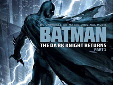 Primer clip de la película de animación The Dark Knight Returns: Parte 1