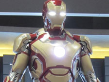 Arte conceptual de Iron Man 3 muestra Mark 47