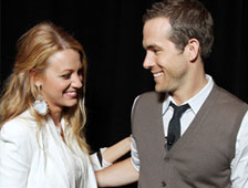 Ryan Reynolds y Blake Lively se casaron en la casa de The Notebook 