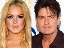 Primer Vistazo: Lindsay Lohan y Charlie Sheen en Scary Movie 5