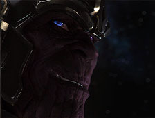 Marvel confirma planes para Thanos