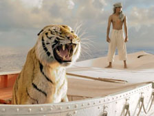 Hermoso trailer de Life of Pi de Ang Lee
