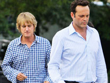 Owen Wilson y Vince Vaughn trabajaran con Google en The Internship