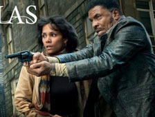 Siete banners de Cloud Atlas, con Tom Hanks y Halle Berry