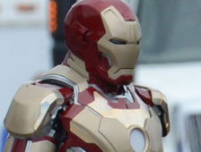 Nuevas fotos de Iron Man y Iron Patriot en el set de Iron Man 3