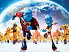 Trailer de la Comedia de Animación de Brendan Fraser Escape From Planet Earth